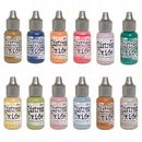 Ranger - Tim Holtz® - Distress Oxide Reinkers - 12 Colours (Set 5)